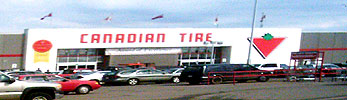 Canadian Tire Store Thunder Bay