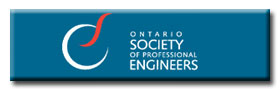 Member of the Ontario Society of Professional Engineers