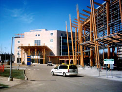 Electrical Design for Thunder Bay Regional Hospital Professional Building
